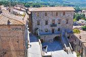 Panoramic view of Bolsena. Lazio. Italy. — Stockfoto