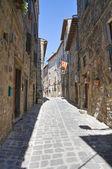Alleyway. Bolsena. Lazio. Italy. — Stock Photo