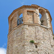 Stock Photo: Civic tower. Amelia. Umbria. Italy.