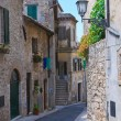 Stock Photo: Alleyway. Amelia. Umbria. Italy.