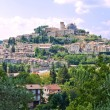 Panoramic view of Amelia. Umbria. Italy. — 图库照片