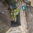 Alleyway. Amelia. Umbria. Italy. — Stockfoto #13802123