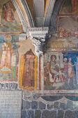 Basilique de st. flaviano. montefiascone. lazio. italie. — Photo