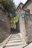 Alleyway. Amelia. Umbria. Italy. — Stock Photo