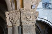 Bazilika svatého karel. montefiascone. lazio. itálie. — Stock fotografie