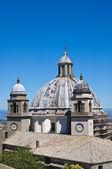 Cathedral of St. Margherita. Montefiascone. Lazio. Italy. — ストック写真