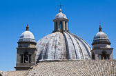 Cathedral of St. Margherita. Montefiascone. Lazio. Italy. — Stock Photo