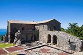 Rocca dei papi. montefiascone. lazio. italia. — Foto Stock