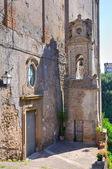 Cathedral of Ronciglione. Lazio. Italy. — ストック写真