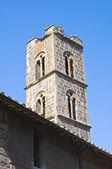 Iglesia de santa maría della provvidenza. ronciglione. lazio. italia. — Foto de Stock