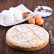 Ricotta cheese crostata. — Stock Photo #13920152