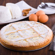 Ricotta cheese crostata. — Stock Photo #13920276