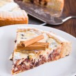 Ricotta cheese crostata. — Stock Photo #13920359