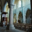 Abbey of San Martino al Cimino. Lazio. Italy. — Foto Stock