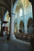 Abbey of San Martino al Cimino. Lazio. Italy. — Stock Photo