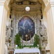 Stock Photo: Church of Carmine. Nardò. Puglia. Italy.