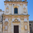 Church of St. Trifone. Nardò. Puglia. Italy. - Stock Photo