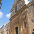 Church of St. Chiara. Nardò. Puglia. Italy. - Stock Photo