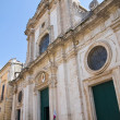 Cathedral of Nardò. Puglia. Italy. - Stock Photo