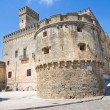 Acquaviva castle. Nardò. Puglia. Italy. - Stock Photo