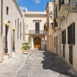 Photo: Alleyway. Nardò. Puglia. Italy.