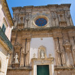 Church of Immacolata. Nardò. Puglia. Italy. - Stock Photo