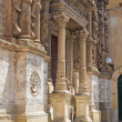 Church of St. Domenico. Nard. Puglia. Italy. - Stok fotoraf