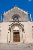 Basilica of St. Caterina. Galatina. Puglia. Italy. — Stock Photo
