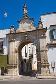 Porta St. Pietro. Galatina. Puglia. Italy. — Stok fotoğraf