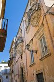 Gränd. Galatina. Puglia. Italien. — Stockfoto