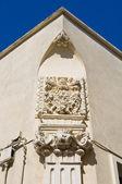 歴史的な宮殿です。コペルティーノ。プーリア州。イタリア. — ストック写真