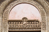 Basilica of St. Caterina. Galatina. Puglia. Italy. — Stock Photo