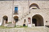 Castle of Sant'Agata di Puglia. Puglia. Italy. — Foto de Stock