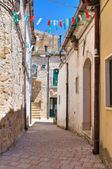 Alleyway. Sant'Agata di Puglia. Puglia. Italy. — Stock Photo