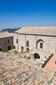 Castle of Sant'Agata di Puglia. Puglia. Italy. — Stock Photo