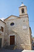 Церковь Аннунциата. Deliceto. Апулия. Италия. — Стоковое фото