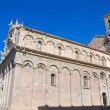 Cathedral of Troia. Puglia. Italy. - Stock Photo