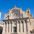 Cathedral of Troia. Puglia. Italy. — Stock Photo