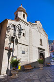 Church of Immacolata. Maratea. Basilicata. Italy. — Stock Photo