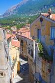 Alleyway. Maratea. Basilicata. Italy. — Stock Photo