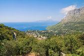 Panoramic view of Maratea. Basilicata. Italy. — Stock Photo