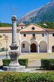 Church of Rosary. Maratea. Basilicata. Italy. — Zdjęcie stockowe