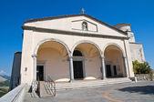 サン ビアジオのバシリカ教会。マラテア。バジリカータ州。イタリア. — ストック写真