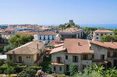 Panoramautsikt över scalea. kalabrien. italien. — Stockfoto