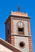Kyrka sankt michele arcangelo. trecchina. basilicata. italien. — Stockfoto