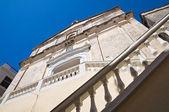 Iglesia de la madre. diamante. calabria. italia. — Foto de Stock