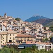 Panoramic view of Scalea. Calabria. Italy. — Photo