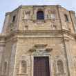 Stock Photo: Church of St. Domenico. Gallipoli. Puglia. Italy.