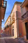Alleyway. Galatone. Puglia. Italy. — Stock Photo
