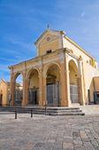 Sanctuary of St. Maria del Canneto. Gallipoli. Puglia. Italy. — Stok fotoğraf